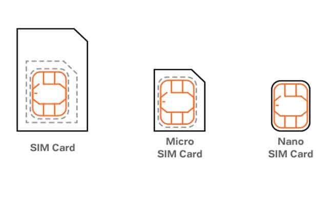 chip nextel compatibilidade