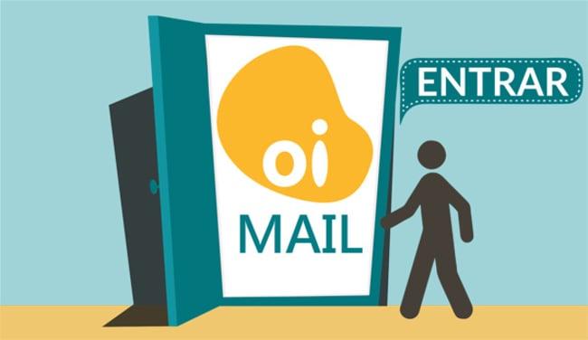 Oi Mail entrada