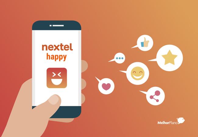 nextel happy app