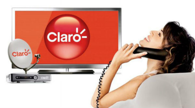 numero claro tv