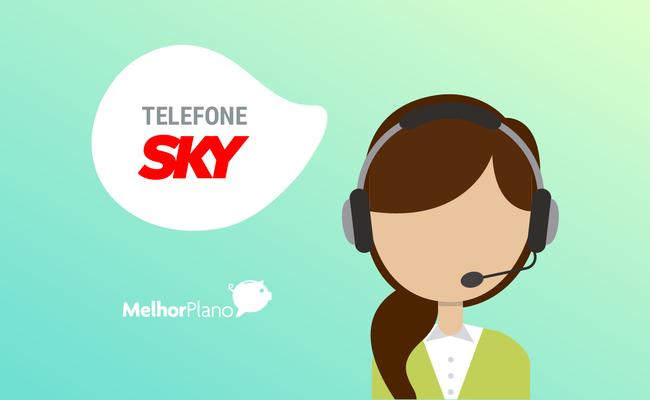telefone da sky