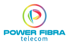 Logo power fibra telecom