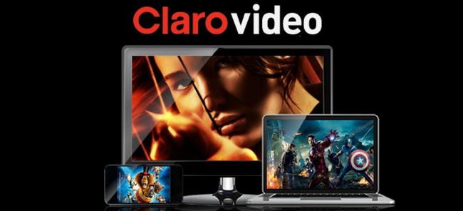 claro apps video