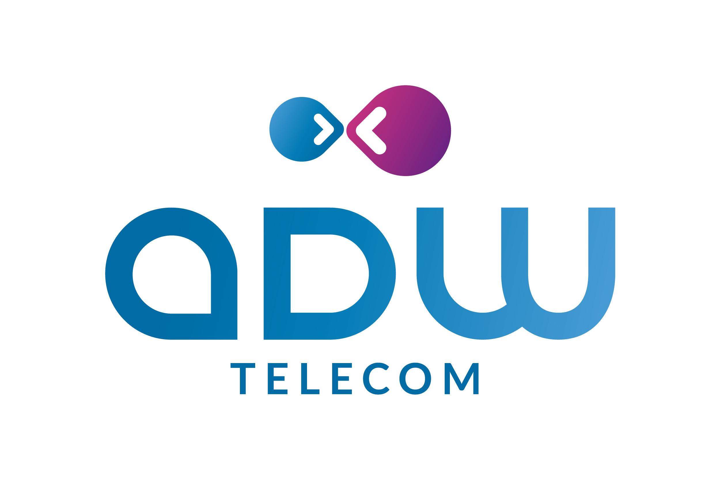 Logo adw telecom