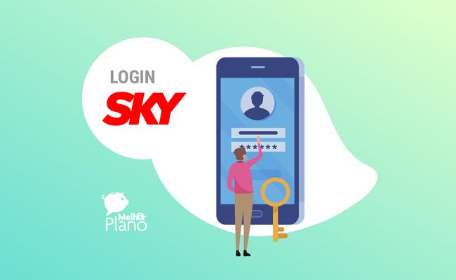 login sky cliente