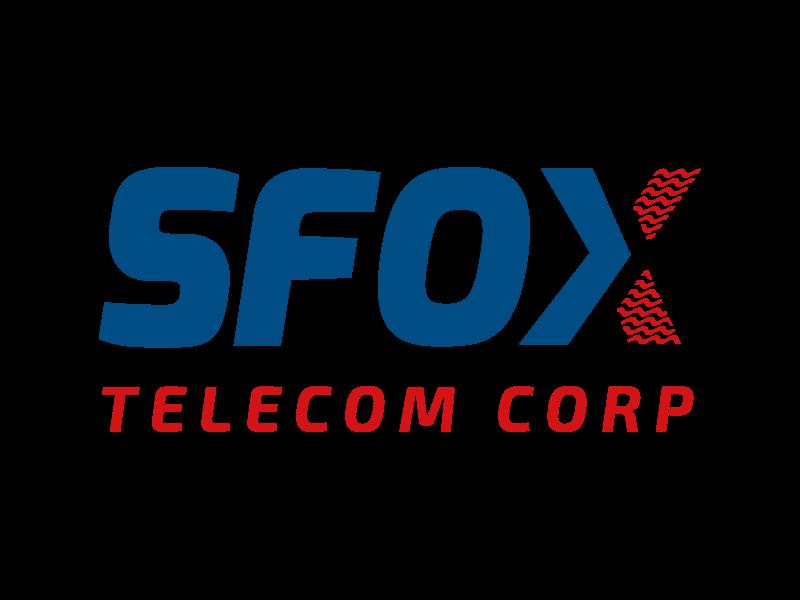 Logo SFOX Telecom Corp.