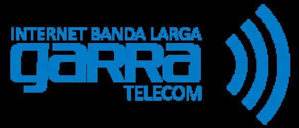Logo garra telecom