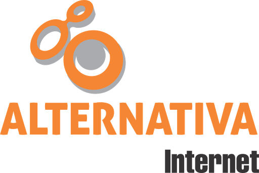 Logo alternativa internet