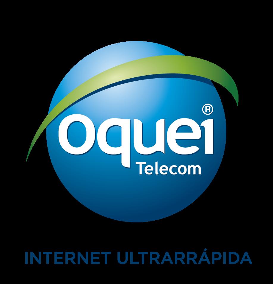 Logo Oquei Telecom