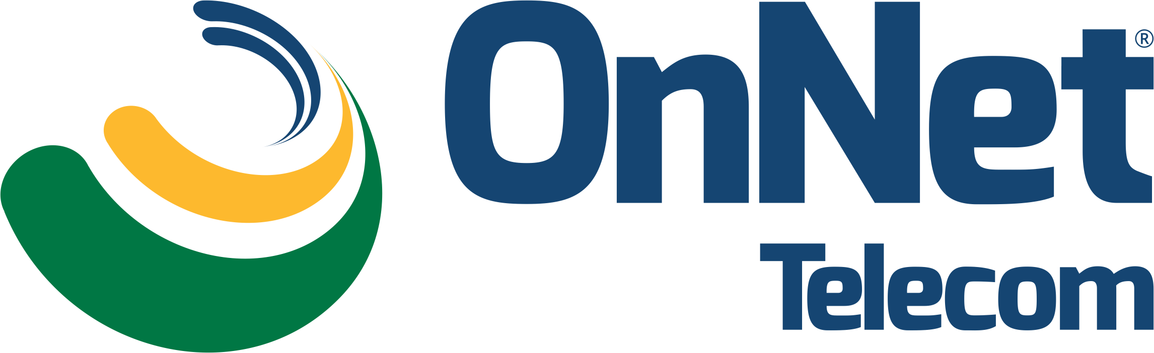 Logo onnet telecom