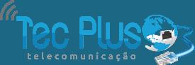 Logo TEC PLUS TELECOMUNICAÇÃO