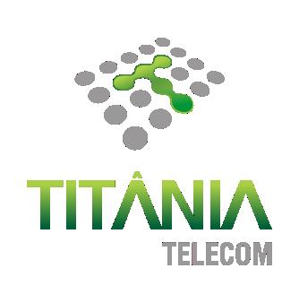 Logo TITÂNIA TELECOM