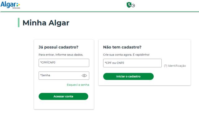 Algar Telecom 2ª Via Como Emitir Boleto E Acessar Sua Conta