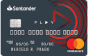 Cartão Santander Play Mastercard