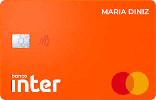 Cartão Inter Mastercard Gold