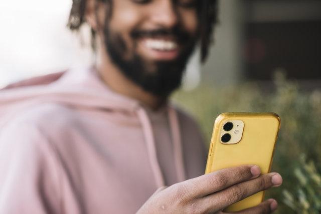 loja online claro celular iphone