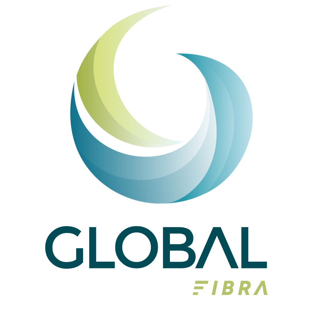 Logo GLOBAL FIBRA