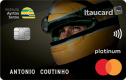 Cartão IAS Itaucard Platinum Mastercard