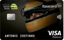 Cartão IAS Itaucard Platinum Visa