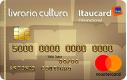 Cartão Livraria Cultura Itaucard Internacional Mastercard