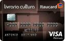 Cartão Livraria Cultura Itaucard Platinum Visa