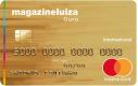 Cartão Magazine Luiza Mastercard Ouro