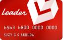 Cartão Leader