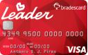 Cartão Leader Visa Nacional