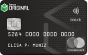 Cartão Original Black Mastercard