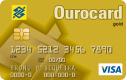 Cartão Ourocard Gold Visa