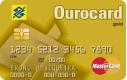 Cartão Ourocard Gold Mastercard