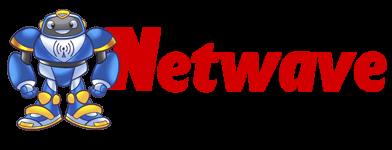 Logo netwave itanhaém