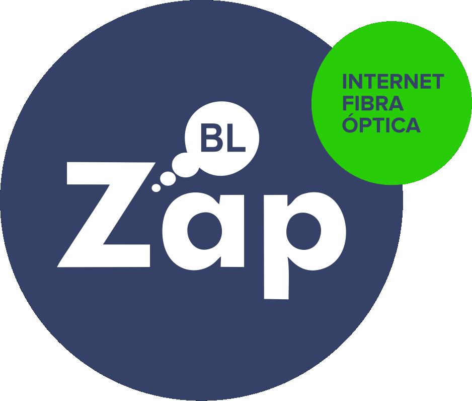 Logo ZAP BANDA LARGA