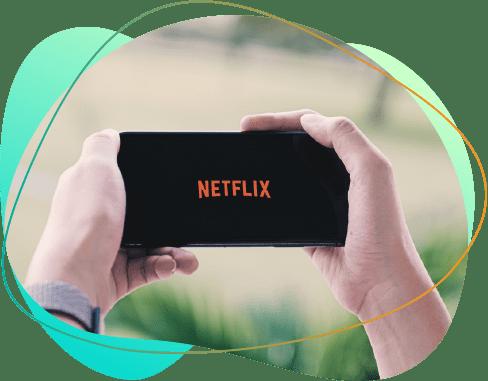 netflix consome quantos dados do plano de internet para celular
