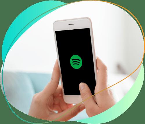 quantos gigas o spotify consome do plano de internet para celular