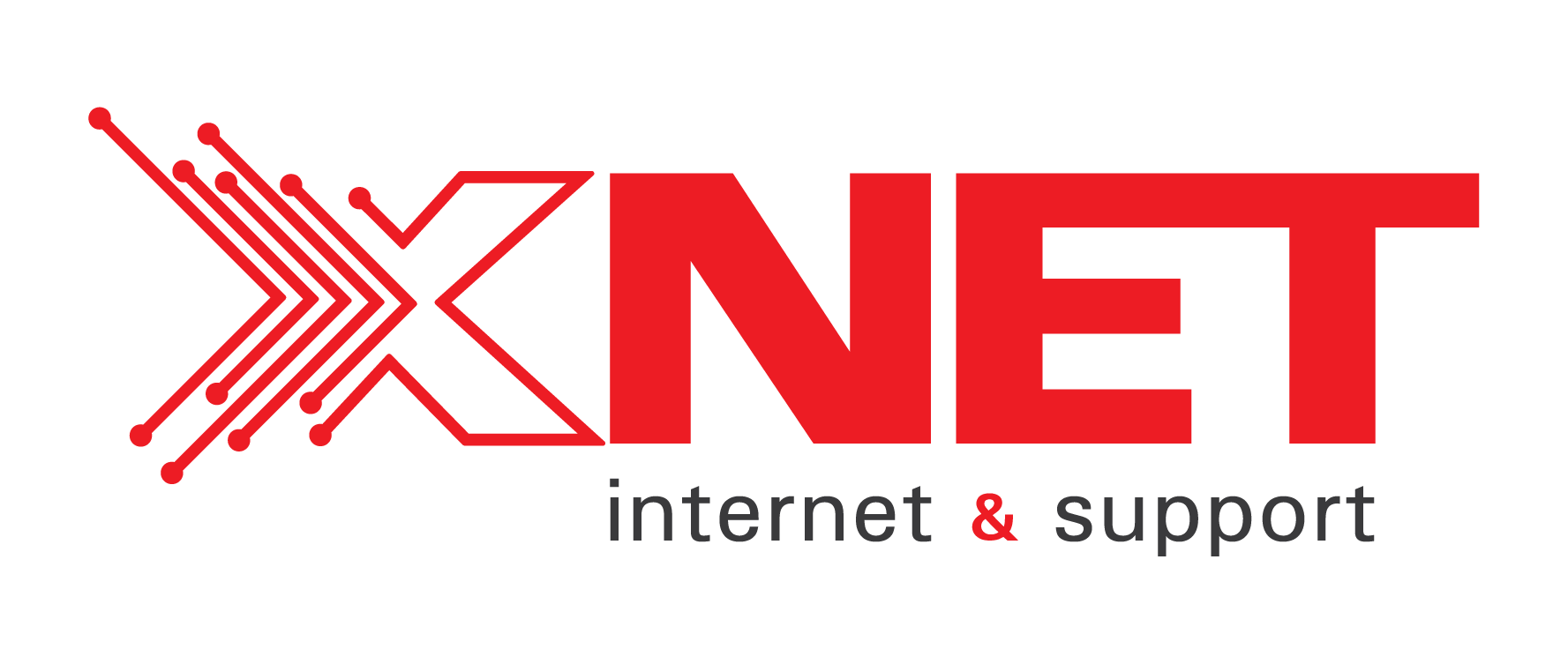 Logo X NET FIBRA
