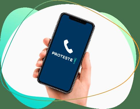telefone cartão proteste