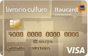 Cartão Livraria Cultura Itaucard Internacional Visa
