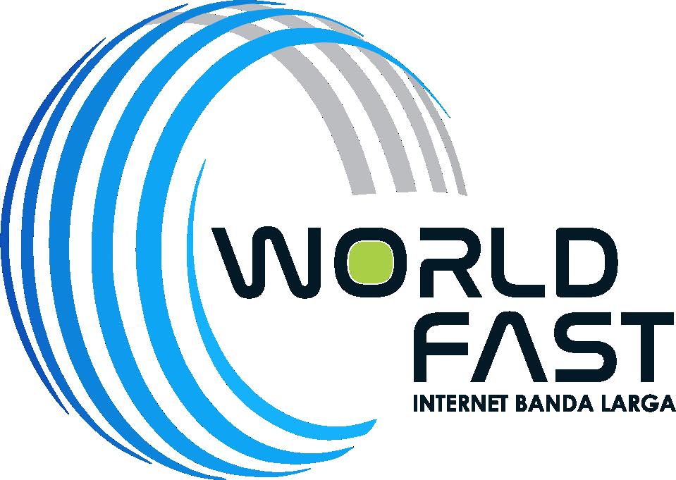 Logo World Fast Telecomunicações