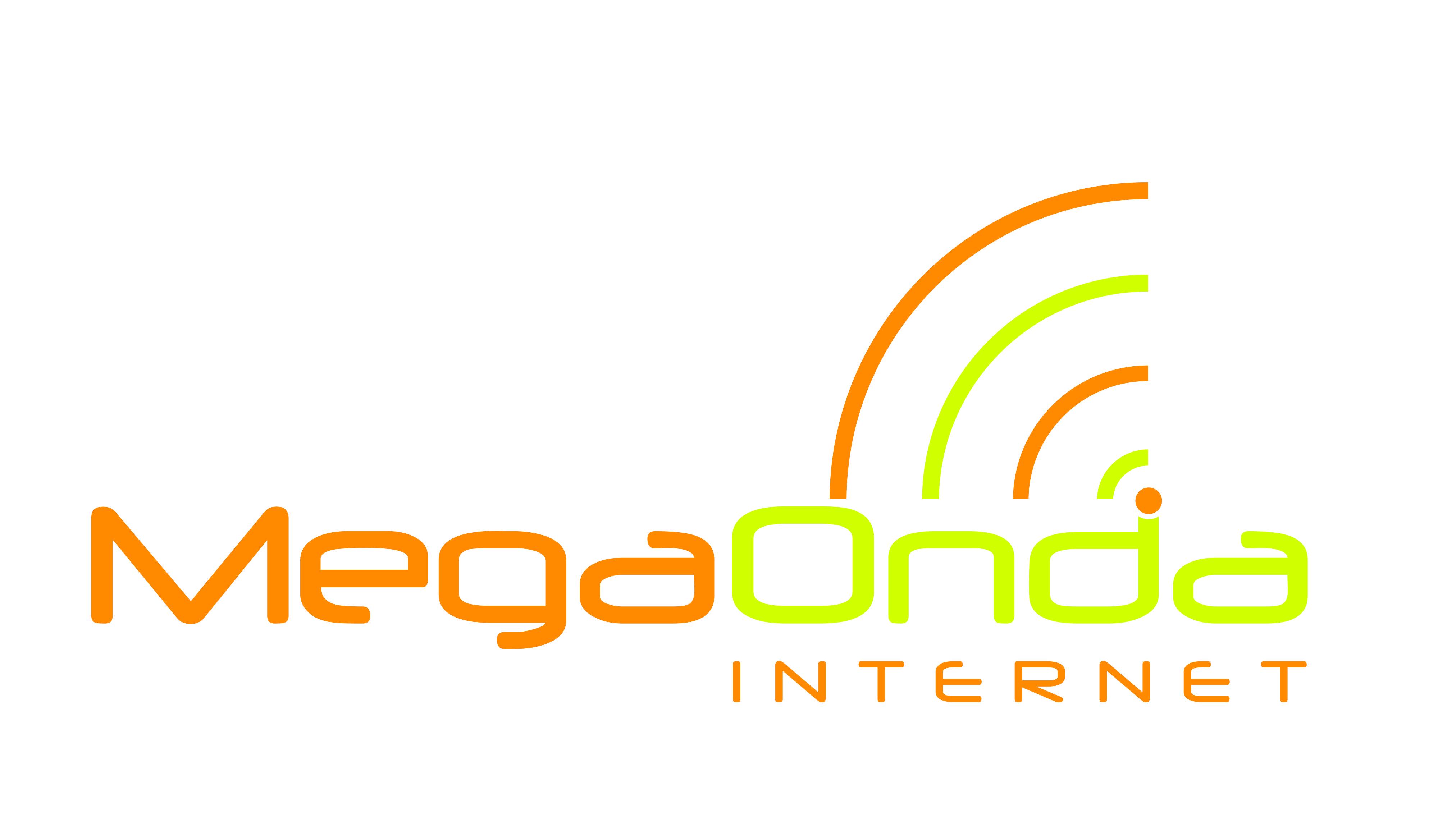 Logo MegaOnda Internet