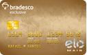 Cartão Bradesco Exclusive Elo Mais Internacional