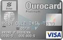 Cartão Ourocard Estilo Platinum Visa