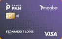 Cartão Mooba Visa