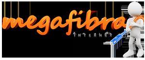 Logo Mega Fibra Internet