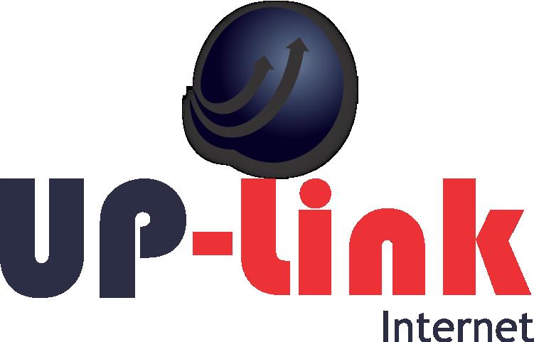 Logo UP LINK INTERNET