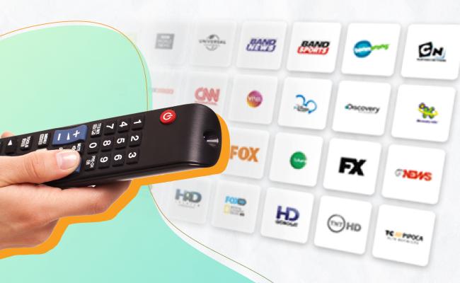 TV por Assinatura   TV a cabo Vivo, Claro, Oi, SKY por R$ 49,95