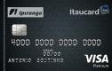 Cartão Ipiranga Platinum Itaucard Visa