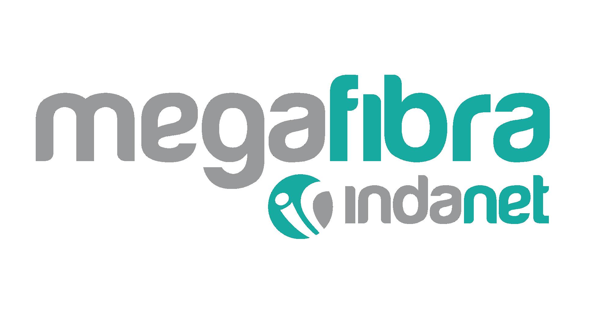 Logo INDANET MEGAFIBRA