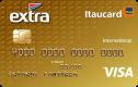 Cartão Extra Itaucard Internacional Visa