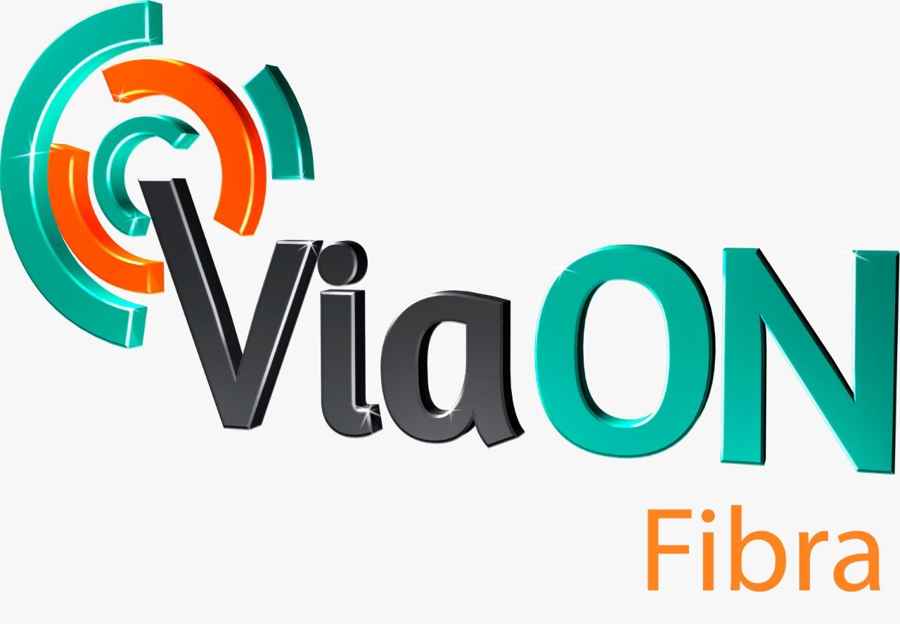 Logo ViaON Fibra